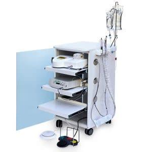 Mobiliario para unidades quirúrgicas